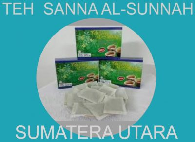 Teh Sanna Herbal Medan Sumatera Utara